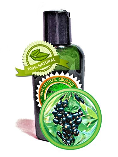 Black Currant Seed Oil – 2oz/60ml – Cold-pressed Review