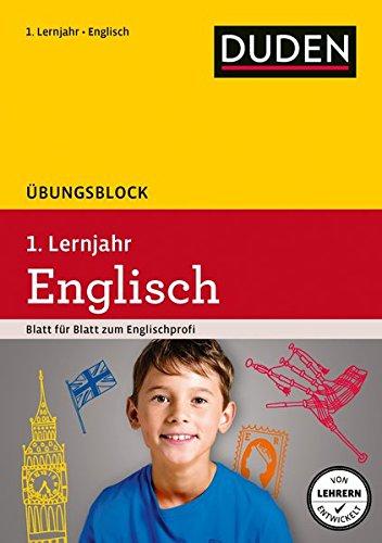 Übungsblock Englisch 1. Lernjahr (Duden - Einfach klasse)