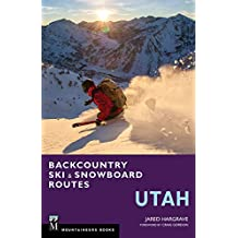 Backcountry Ski and Snowboard Routes Utah