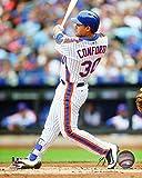 "Michael Conforto New York Mets 2016 MLB Action Photo (Size: 8"" x 10"")"