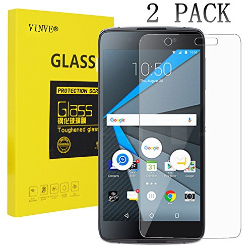 hot sale [2 Pack] BlackBerry DTEK 50 Glass Screen Protector , Vinve