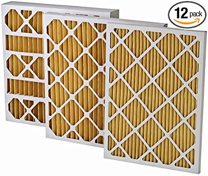 14 x 20 x 2 Merv 11 Furnace Filter 12 Pack