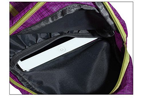 10L Unisex Brusttasche Chest Bag Body Bag Umgängetasche Schultertasche Wasserdicht Nylon Tasche für Reise Freizeit Sports Wandern Outdoor