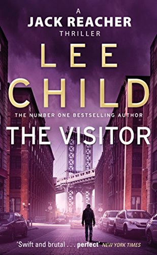 The Visitor (Jack Reacher, No. 4 Running Blind USA Edition)