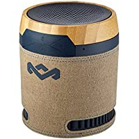 House of Marley EM-JA008-NV Chant BT Portable Wireless Bluetooth Speaker, Navy