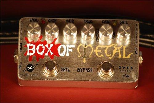 Zvex USA Vexter Series Box of Metal