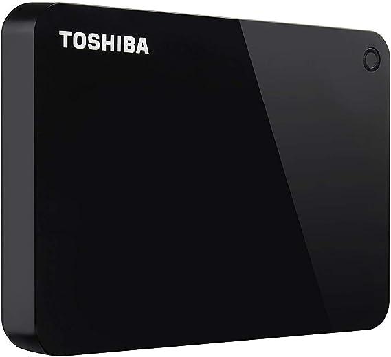Toshiba (HDTC920XK3AA) Canvio Advance 2TB Portable External Hard Drive USB 3.0