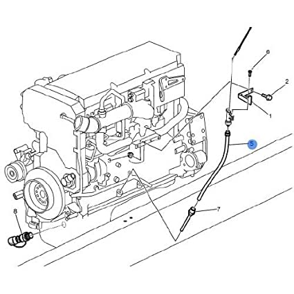 Amazon Com Volvo Truck 21500943 Dipstick Automotive