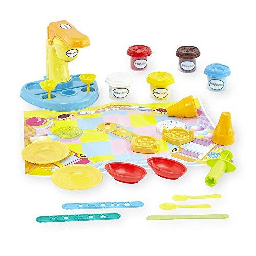 Imaginarium Glitter Dough Ice Cream Set (Blue Glitter Play Dough compare prices)
