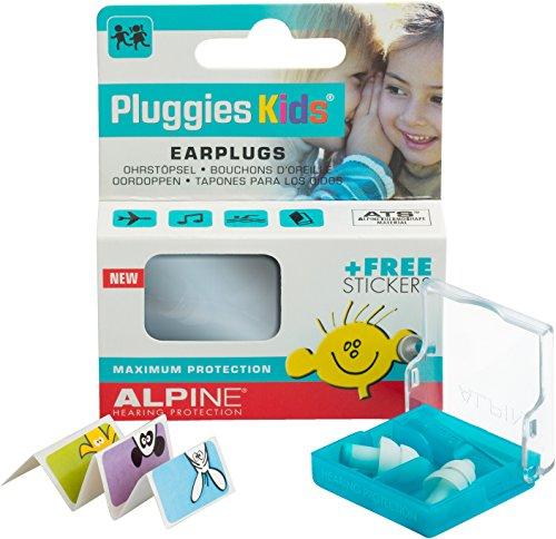 Alpine 111 31 150 Pluggies Kids Earplugs product image