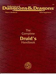 AD&D Complete Druid's Handbook par David L. Pulver