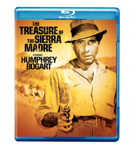 Blu-ray : The Treasure of the Sierra Madre