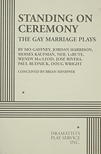 Pdf Lesbian Standing on Ceremony: The Gay Marriage Plays