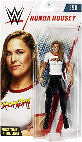 WWE Ronda Rousey Action Figure ()
