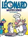 Léonard, tome 47 : Master génie par Zidrou