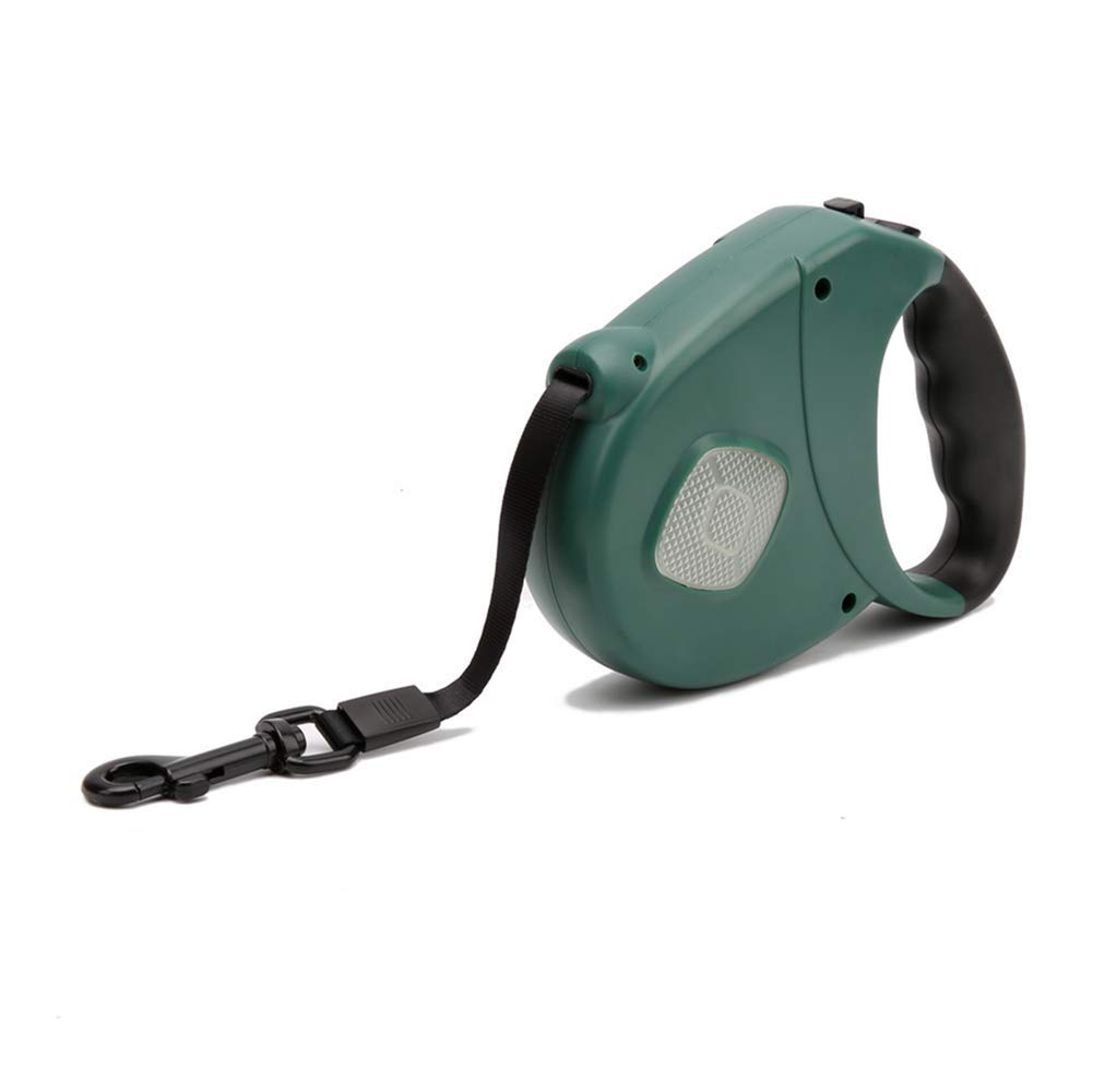 Medium Dog Retractable Leads Comfort Durable Grip Extends up to 3 5m of Freedom and Predection Great for Small to Large Dogs up to 25 50KG