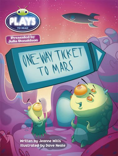one way ticket to mars - 1