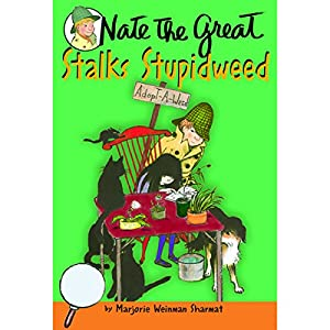Nate the Great Stalks Stupidweed Audiobook