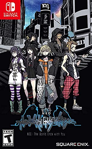 NEO: The World Ends with You – Nintendo Switch