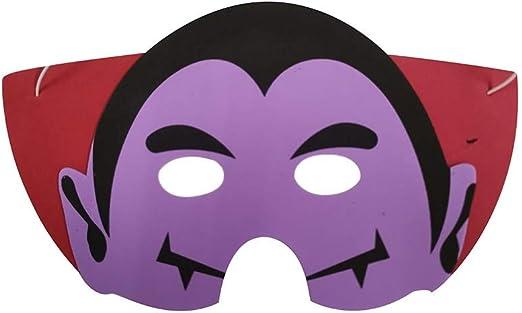 Watopi Máscara de Espuma Suave para Halloween, máscara de Terror ...
