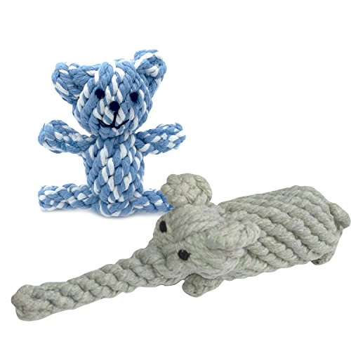 Dog Cotton Chew Toys Elephant product image