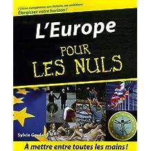 Europe pour les nuls -l'