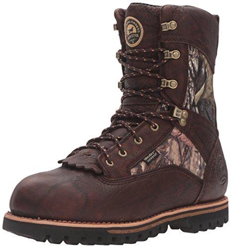 Irish Setter Men's Elk Tracker 886 800 Gram Hunting Boot, Mossy Oak Break Up Country, 11 2E US