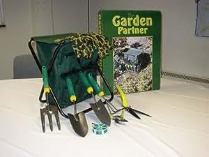 Juego de para herramientas de jardín
