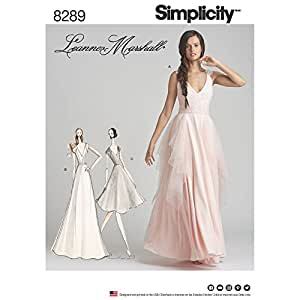 Amazon Simplicity Sewing Pattern D0641 8289