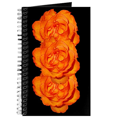 CafePress Talisman Rose Spiral Bound Journal Notebook, Personal Diary, Task Journal