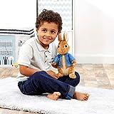 Official Licensed Children's Talking Movie Peter Rabbit Plush Toy