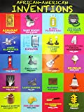 Best History Posters - African American Inventions Poster Print African American Black Review