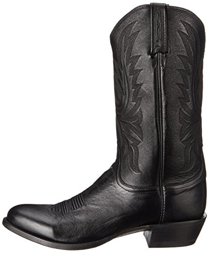 Pictures of Lucchese Bootmaker Men's Carso-Blk Lonestar 4