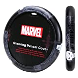 Plasticolor 006753R01 Marvel Punisher 'Speed Grip' Steering Wheel Cover
