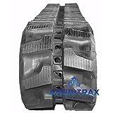 John Deere 27D Mini Excavator Rubber Track, Track Size 300x52.5x80