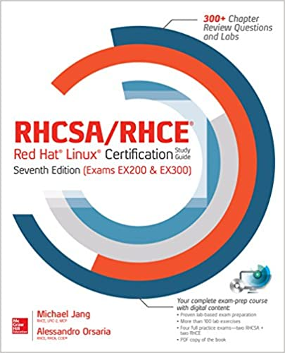 Amazon.com: RHCSA/RHCE Red Hat Linux Certification Study Guide ...
