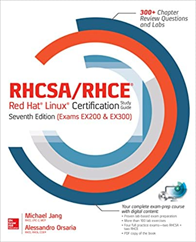 amazon com rhcsa rhce red hat linux certification study guide rh amazon com