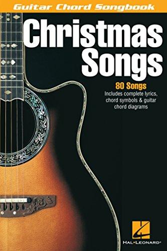 Amazon.com: Christmas Songs: Guitar Chord Songbook eBook: Hal ...