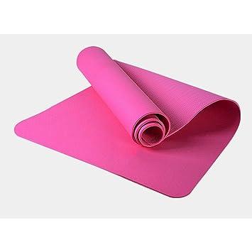 YUN-X Estera de Yoga 1830 * 640 * 6MM (cm) Engrosamiento ...