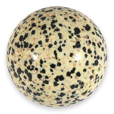 Dalmation Jasper Medium Crystal Sphere ~4.5cm