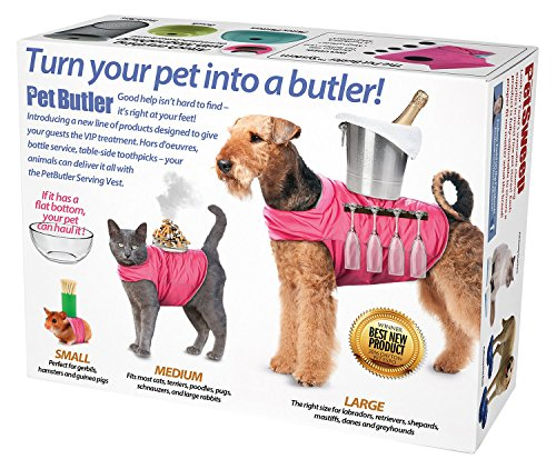 The Pet Butler – Turn You Pet Into A Butler
