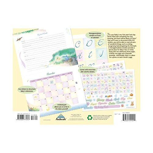 Baby's First Year (Classic) Baby's First Year Sticker Calendar