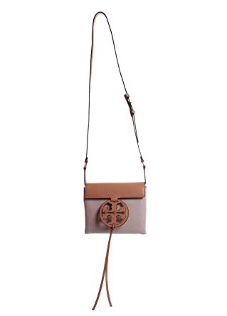 b2f5a9809db Image Unavailable. Image not available for. Color  Tory Burch Miller Canvas  Crossbody ...