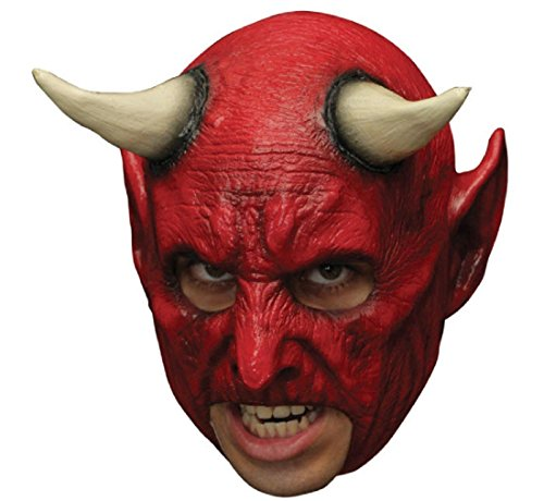Ghoulish Prodcutions Demon Chinless Mask Adult