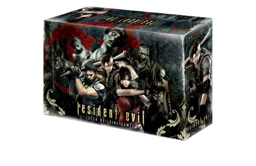 Resident Evil Resident Evil Deck Building Game by Resident Evil