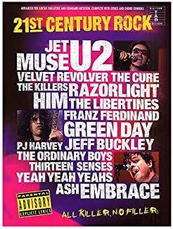 21st Century Rock Tab 5. Partituras para Acorde de Guitarra ...