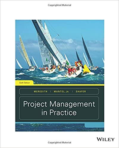 Book Project Management in Practice, Sixth Edition