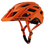 Cairbull MTB Helmet Mountain Bike Helmet Intergrally-Molded Ultralight EPS+PC Cover Mountain Road Bicycle MTB Sport Safety Protection Helmet Review
