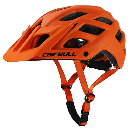 Cairbull MTB Helmet Mountain Bike Helmet Intergrally-Molded Ultralight EPS PC Cover Mountain Road Bicycle MTB Sport Safety Protection Helmet