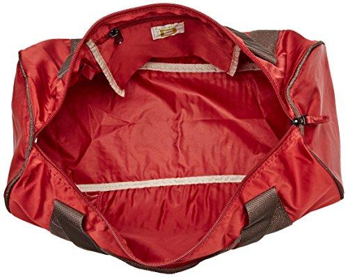 Bensimon Color Bag - Borse a spalla Donna, Rouge (Bourgogne), 21.5x22x45 cm (W x H x L)